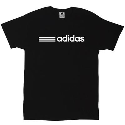 Футболка Adidas Logo Black