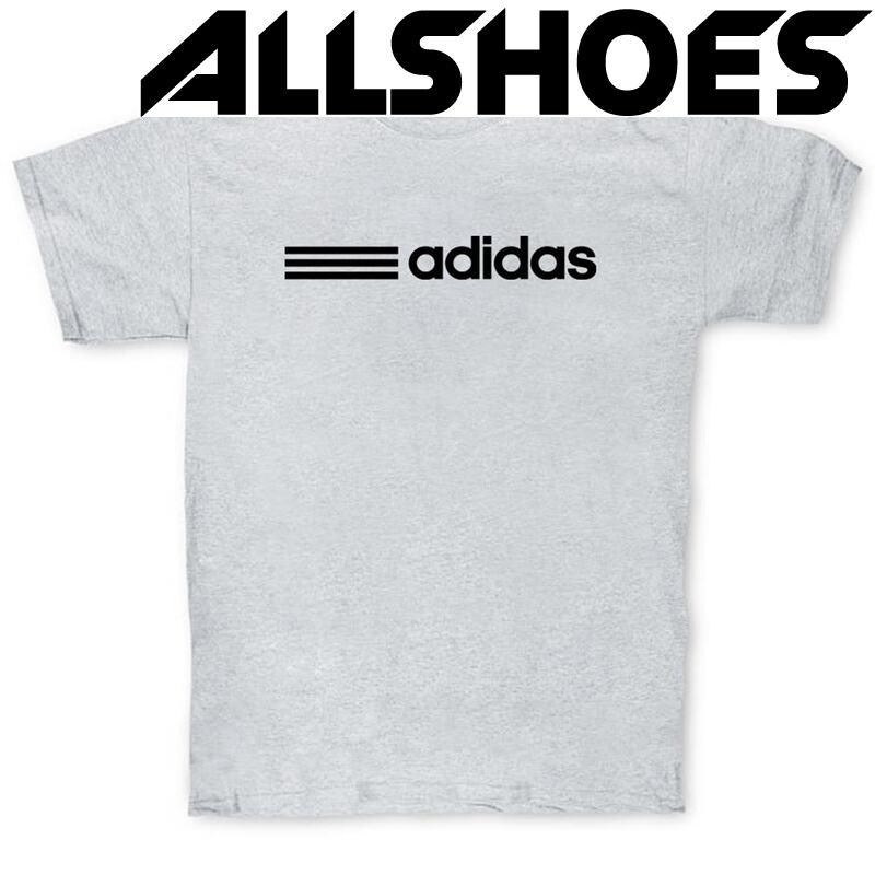 Футболка Adidas Logo Gray