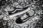 Vans Old Skool Black Fur (с мехом) фото 4