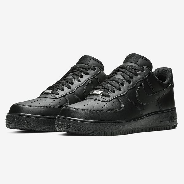 Nike Air Force Leather Black (315122 001)