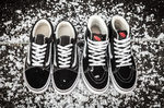 Vans Old Skool Black Fur (с мехом) фото 5