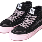 Vans Sk8-Hi LX Anti Social Club DSM Black фото 2