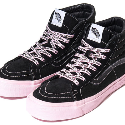 Vans Sk8-Hi LX Anti Social Club DSM Black