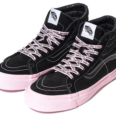 Vans Sk8-Hi LX Anti Social Club DSM Black