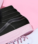 Vans Sk8-Hi LX Anti Social Club DSM Black фото 5