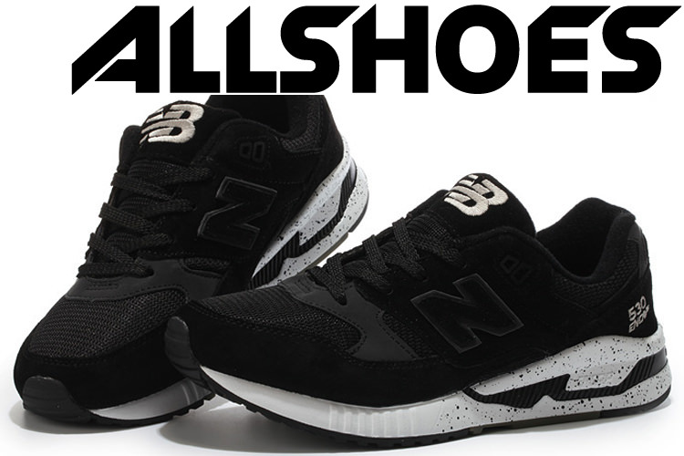 New Balance x Evan Longoria M530EL Black White
