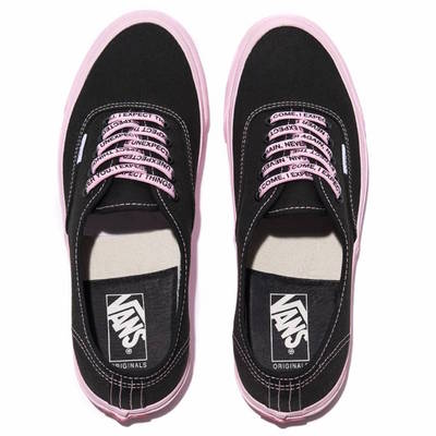 Vans Authentic LX Anti Social Club Black