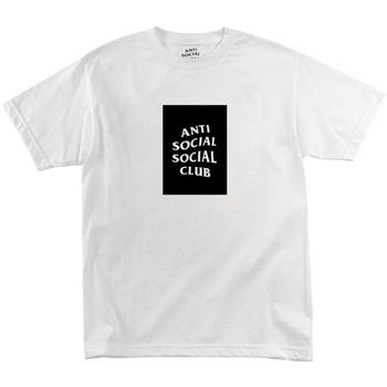 Футболка Anti Social Social Club White