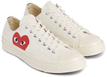 Converse Play Chuck Taylor All Star White