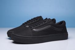 Уцененные Vans Old Skool Monochrome Black