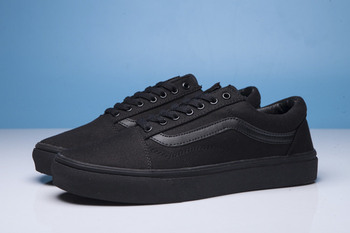 Уцененные Vans Old Skool Monochrome Black