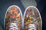 Vans Era x Marvel Comics фото 9