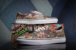 Vans Era x Marvel Comics фото 2