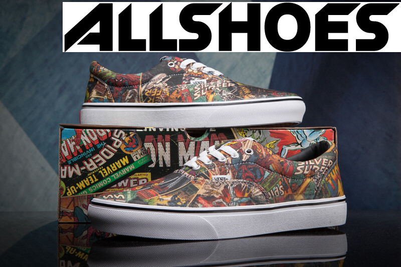 Vans Era x Marvel Comics
