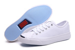 Converse Jack Purcell Leather White фото 5