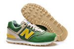 New Balance 574 Green (New Collection!) фото 8