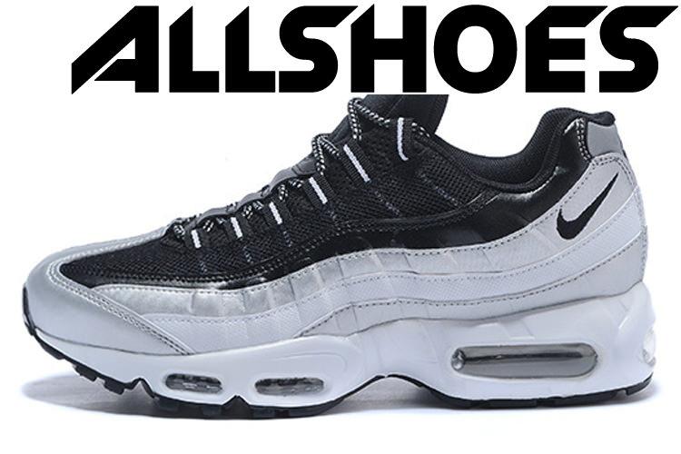 Уцененные Nike Air Max 95 Grey Black