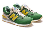 New Balance 574 Green (New Collection!) фото 7