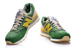 New Balance 574 Green (New Collection!) фото 4