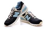 New Balance 574 Blue Black (New Collection!) фото 5