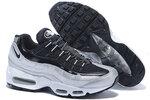 Уцененные Nike Air Max 95 Grey Black фото 6