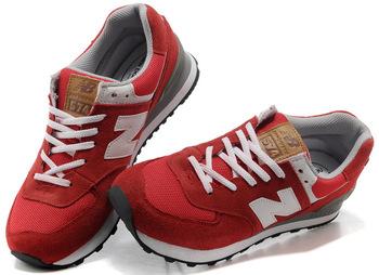Уцененные New Balance 574 Red