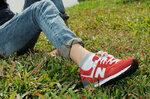 New Balance 574 Red фото 7