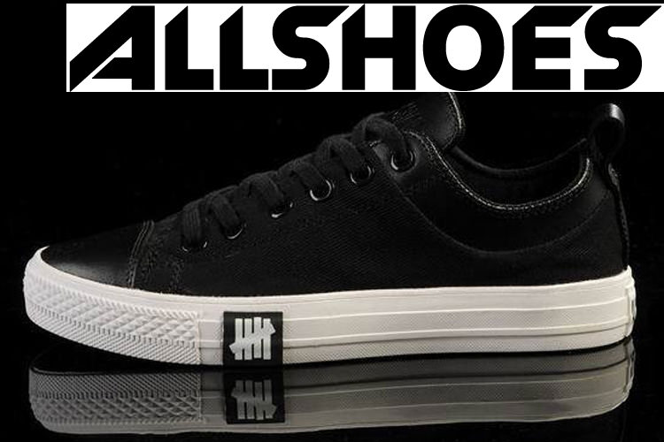 Converse All Star Low Ultimate Edition Black (Original Quality)