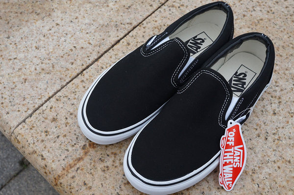 Vans Slip-On Classic Black