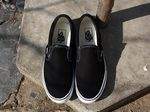 Vans Slip-On Classic Black фото 4