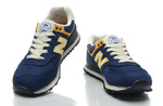 New Balance 574 Blue Yellow фото 8