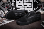 Vans Old Skool Suede Monochrome Black фото 4
