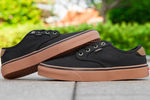 Vans Authentic Gold Coast Black Brown фото 4