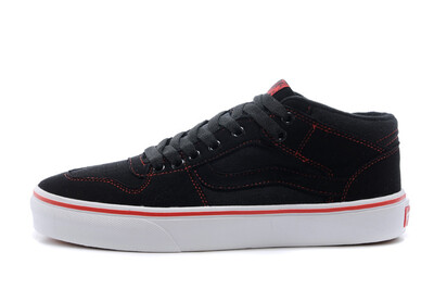 Vans TNT Trujillo Black Red