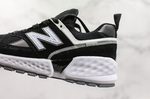 КРОССОВКИ NEW BALANCE 574 (MS574NSE) BLACK фото 8