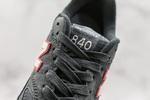 КРОССОВКИ NEW BALANCE 840 (WL840CH) BLACK-RED фото 7