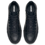 Converse All Star Mono Leather Low High Top Black (135251C) фото 4