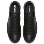 Converse All Star Mono Leather Low Top Black (135253C) фото 5