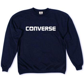 "Толстовка Dark Blue Classic White ""Converse"""