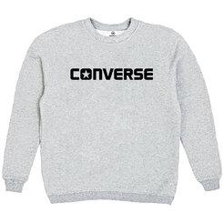 "Толстовка Gray Classic Black ""Converse"""