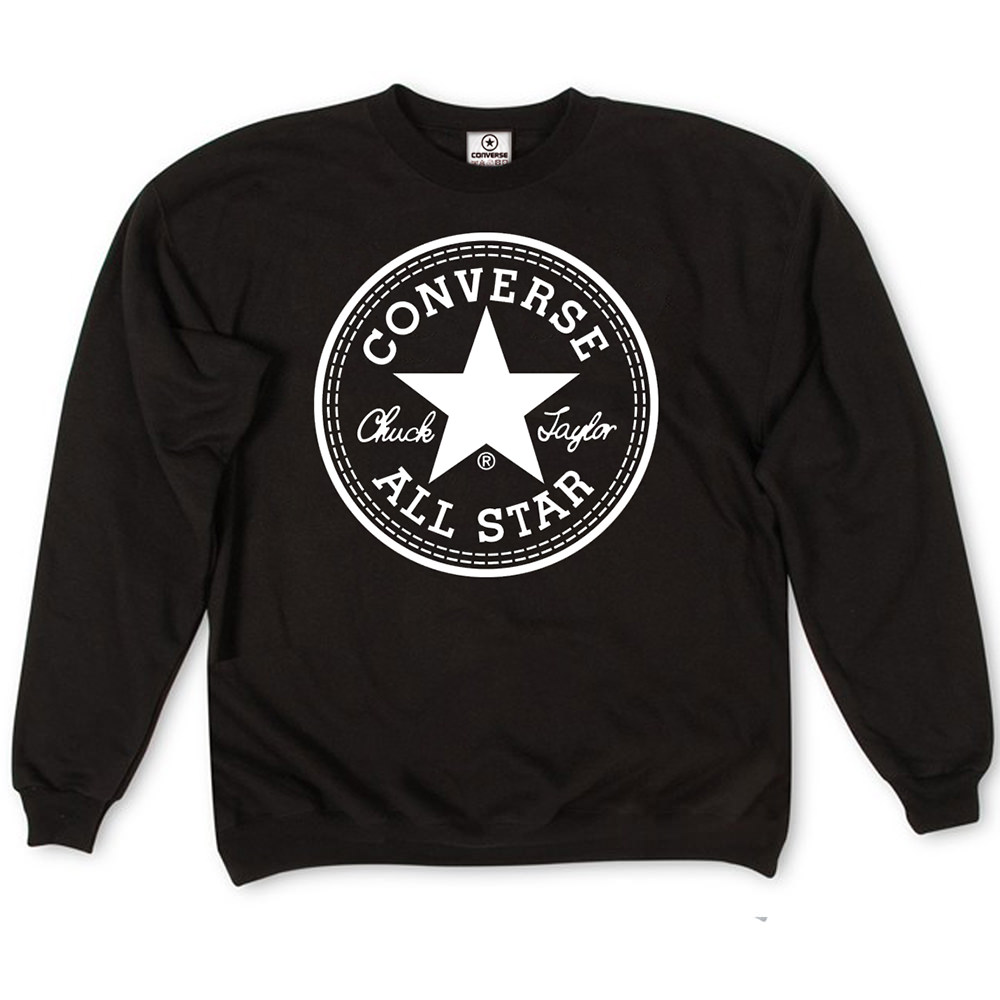 Толстовка  Converse Classic White Round Label