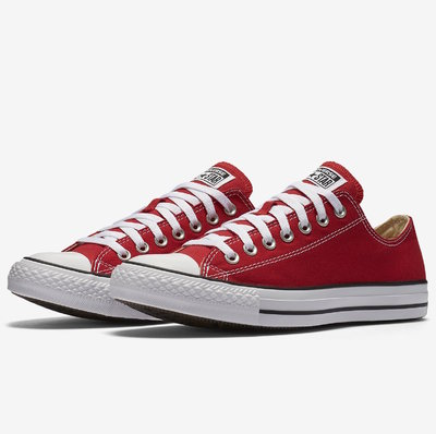 Converse All Star Low Red (M9696C)