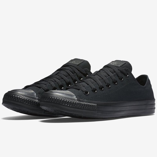 Converse All Star Low Black Monochrome (M5039)