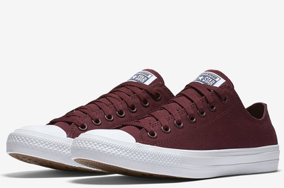 Converse Chuck Taylor All Star II Low Deep Bordeaux (150150С)