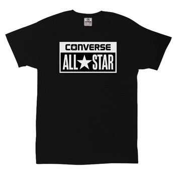 Футболка Converse All Star Classic Black