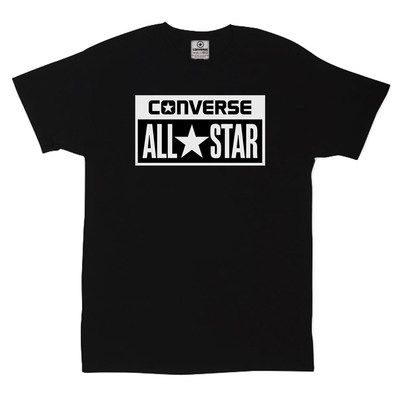 Футболка Converse All Star Classic Black