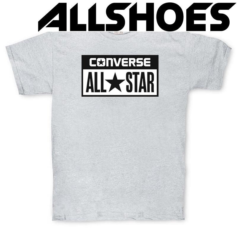 Футболка Converse All Star Classic Gray