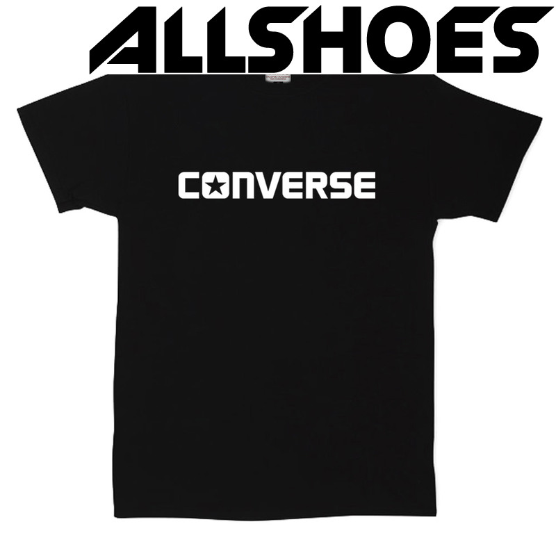 Распродажа Футболка Converse Classic T-Shirt Black
