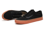 Vans Old Skool Canvas Black фото 8