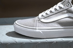 Vans Old Skool Canvas Gray фото 8